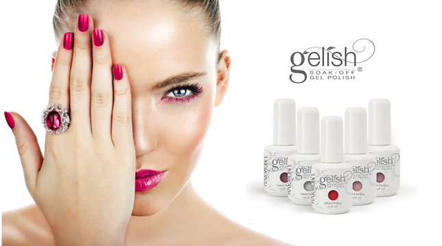 Gelish Hands